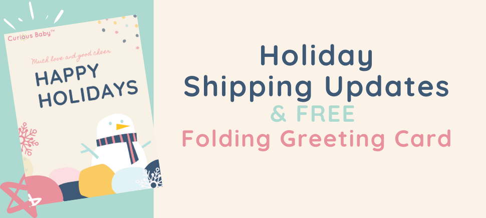 Holiday Shipping Updates Blog Post