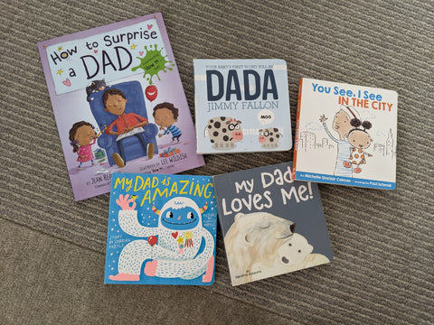 Father's Day Books
