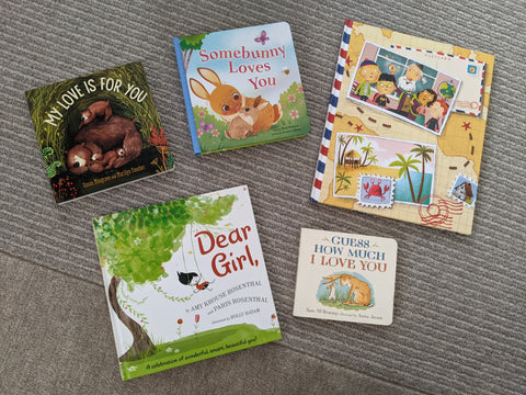 Father's Day Animal Character Books