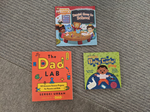 Father's Day Books for Older Children