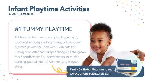 Infant Playtime Tummy Time