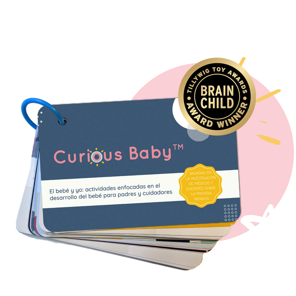 Curious Baby Activity Cards Frustration-Free and Environmentally Friendly 100% Recyclable Packaging