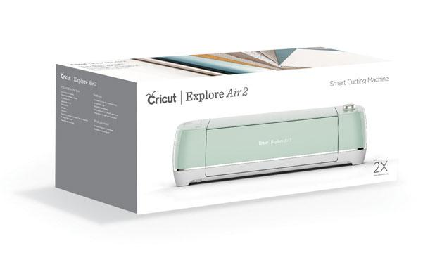 Cricut Explore Air 2 - Machine à Découper - Prix Club : 289,99€