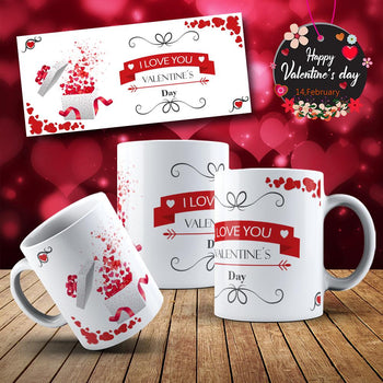 Image Sublimation Saint-Valentin - (Fichier JPEG, PNG, SVG - 18 images téléchargeables) -