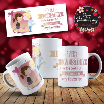 Image Sublimation Saint-Valentin - (Fichier JPEG, PNG, SVG - 48 B images téléchargeables) -