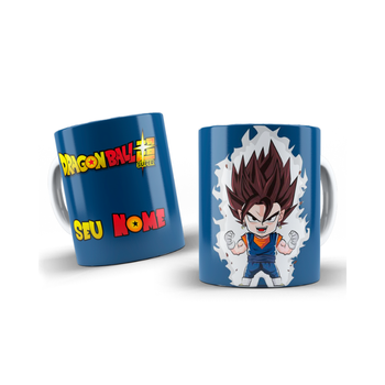 Image Sublimation DRAGON BALL - 31 visuels