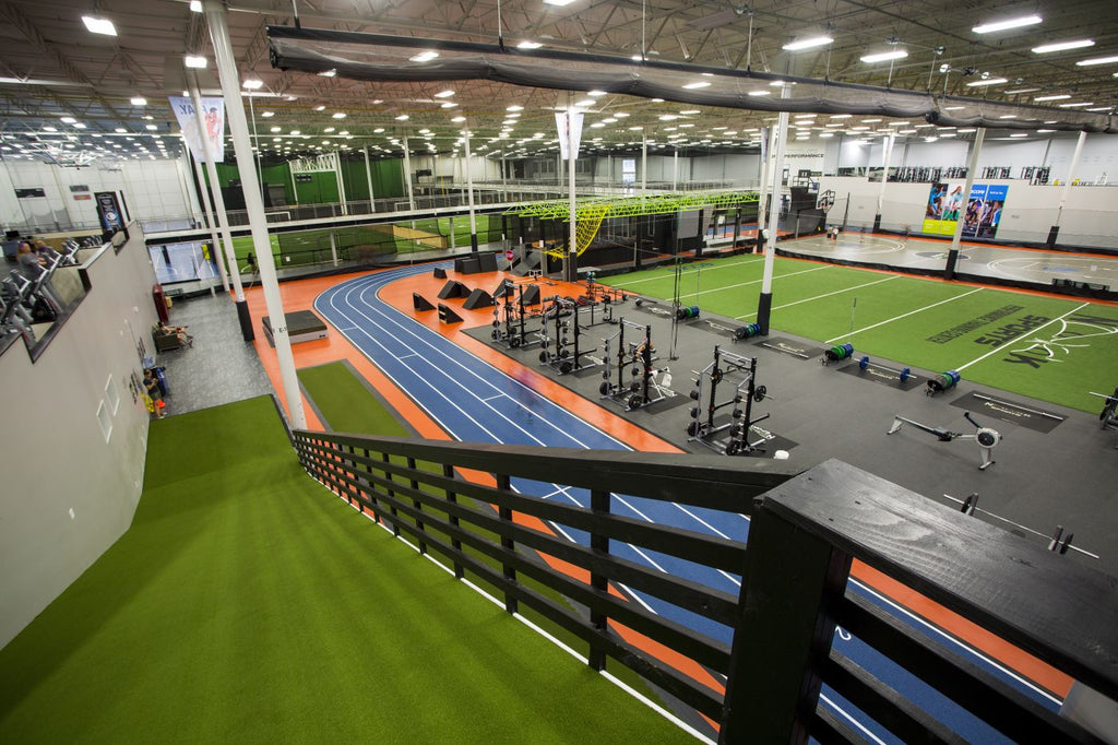 8 Cool Examples of Modern Gyms from around the World