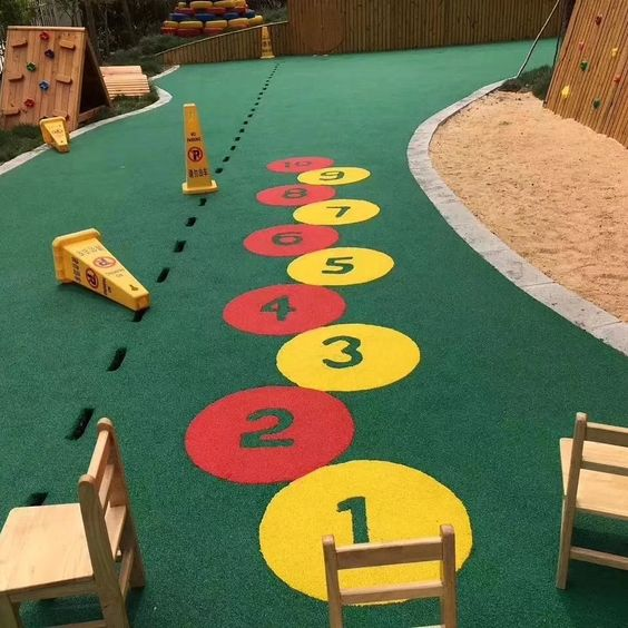 Buying Guide: Playground Rubber Tiles