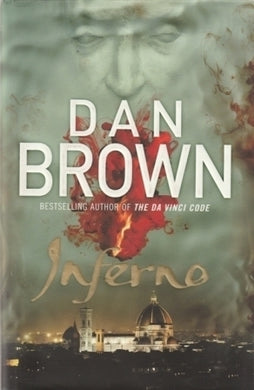 Dan Brown Inferno (Hard cover)