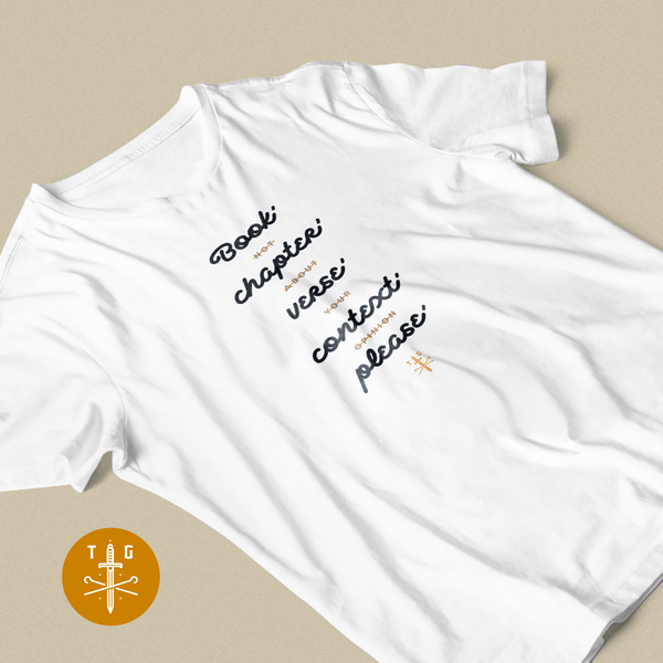 Context Please | Men's T-Shirt