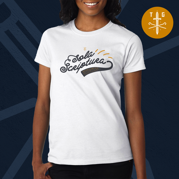 Sola Scriptura | Ladies' T-Shirt