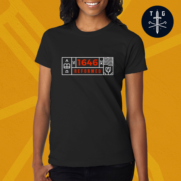 1646 | Ladies Dark T-Shirt
