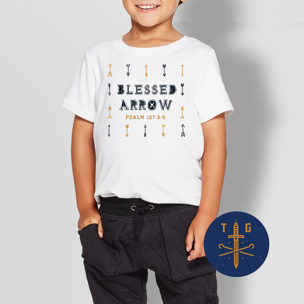 Blessed Arrows | Toddler Tee 2-5y