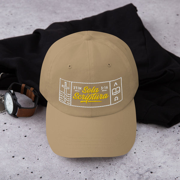 Sola Scriptura | Dad hat