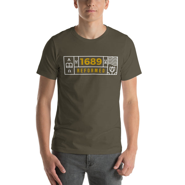 1689 | Men's Dark T-Shirt