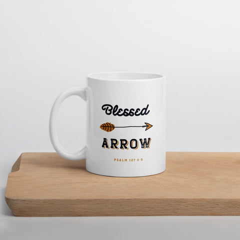 Blessed Arrows | Mug 11  or 15 oz