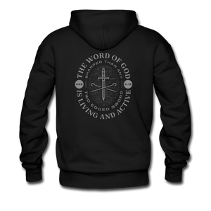 TG - The Word of God | Men's Hoodie - black