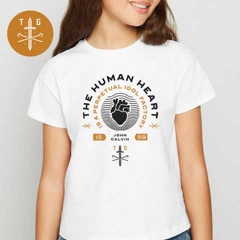 The human heart | Unisex Youth T-Shirt