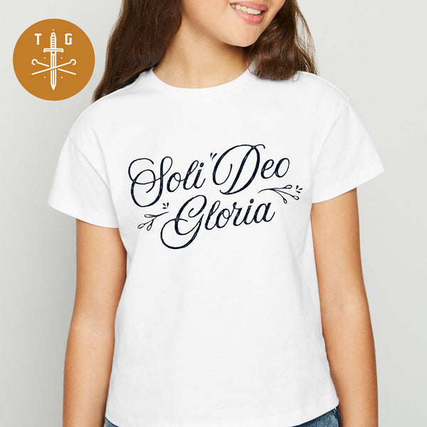 Soli Deo Gloria | Youth T-Shirt