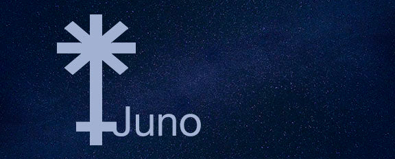 The asteroid goddesses: Juno (partnerships and marriage)