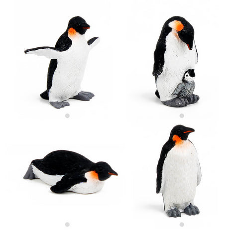 BLUEKIEE™ 1pcs Penguin Toys Digging Plaster Block, Penguins model Scientific Explore Mining Toy For Children gifts Puzzle education