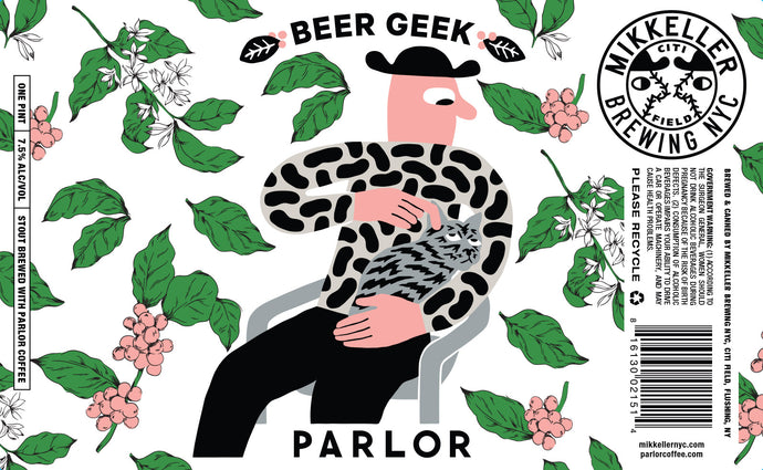 Can Release Event for Beer Geek Parlor