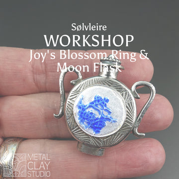 Workshop:  Joy's Blossom Ring og Moon Flask