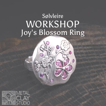 Workshop: Joy's Blossom Ring - fredag 4. september 2020