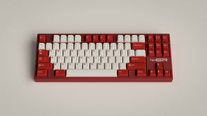 GMK Classic Red