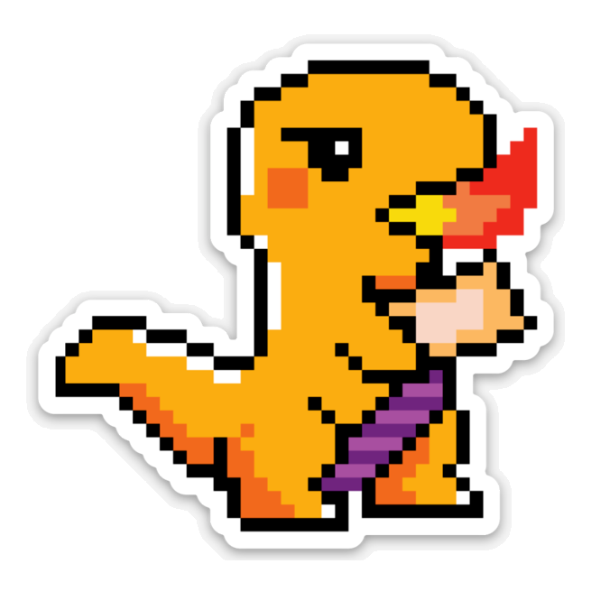 Dino T-(re)X Sticker