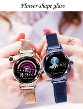 Load image into Gallery viewer, Smart Watch Women Heart Rate Blood Pressure