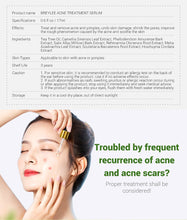 Load image into Gallery viewer, Acne Scars Skin Care Facial Essence Cream