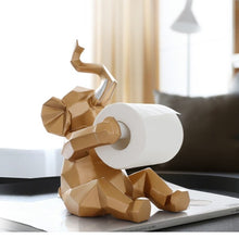 Load image into Gallery viewer, Toilet Paper Holder Home Decor