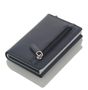 Coin Purse Carbon Fiber  Card Wallet