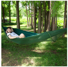 Load image into Gallery viewer, Mosquito Net Automatic unfolding hammock