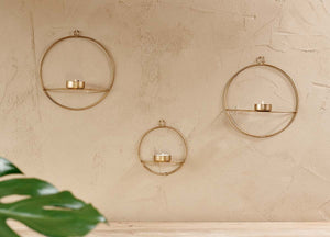 Derwala Wall Hung T-Light