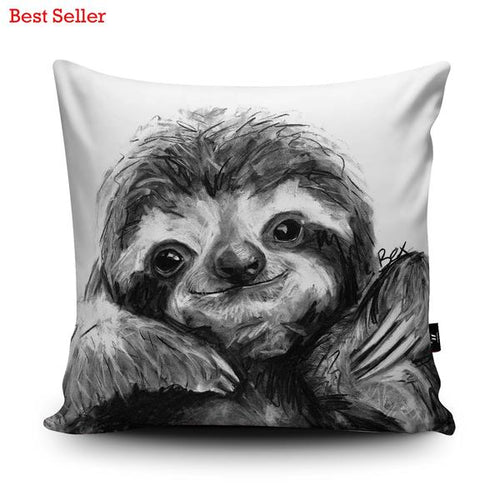 Sloth Cushion