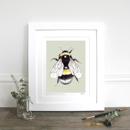 Busy Little Bee 10x12