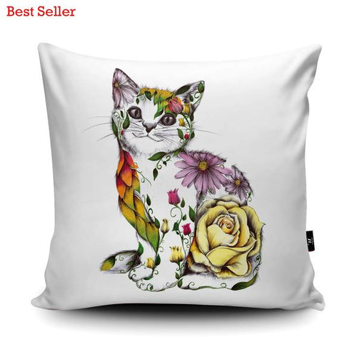'Rosie' Cat Cushion