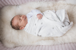 Swaddling and Your Baby: When is it Time to Stop?