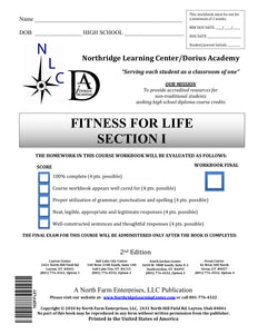 Fitness For Life, Section I