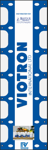 Company RV Ladder Banner