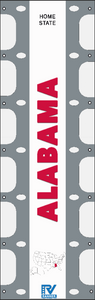 Alabama RV Ladder Banner