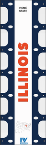 Illinois RV Ladder Banner