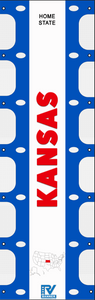 Kansas RV Ladder Banner