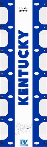 Kentucky RV Ladder Banner