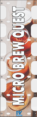 Micro Brew RV Ladder Banner