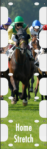 Horse Racing RV Ladder Banner