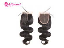 Load image into Gallery viewer, Alipearl Hair 6 x 6 Brazilian Closure