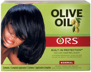 ORS Olive Oil No-Lye Relaxer (Normal & Extra Strength)